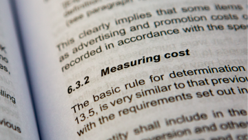 Pennington Williams Tolleys Tax Guide) Measuring Cost